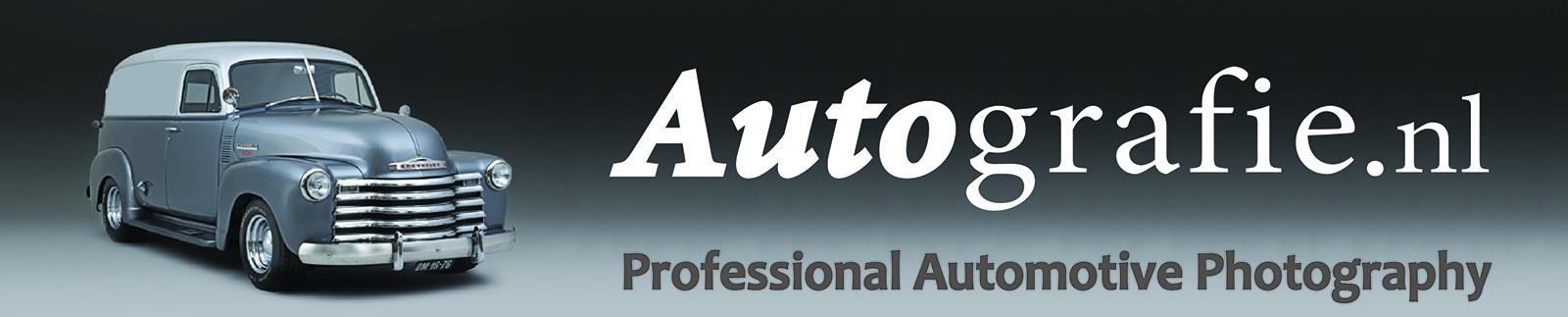 Autografie.nl | logo header