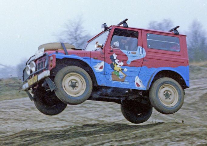 Porfolio | Rally Racing |